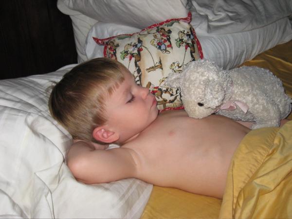Sleepingboy