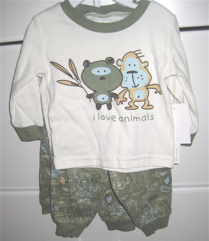 Iloveanimals2piece