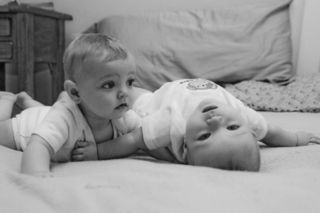 BabiesMorningPlayBWLR