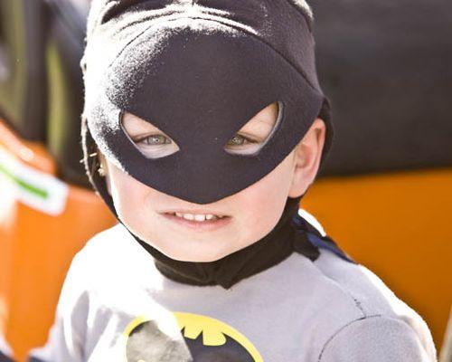 BatmanFaceLR